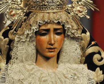 Virgen del Dulce Nombre_Sevilla