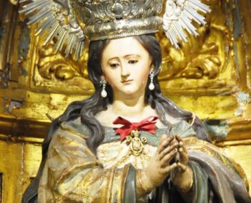 Pura y Limpia Concepción de la Santísima Virgen María- Sevilla