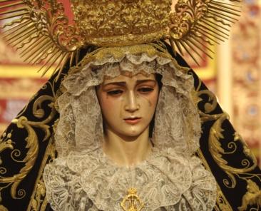 María Santísima de la Soledad- Servitas