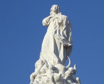 Triunfo de la Inmaculada_Sevilla