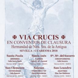 Via Crucis Conventos de Clausura