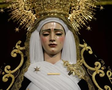Mª Santísima de Gracia y Amparo- Hermandad Los Javieres