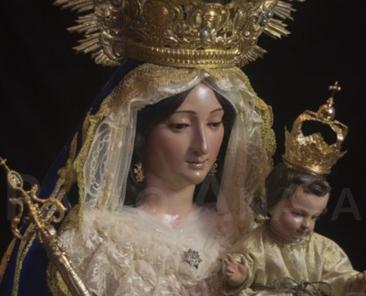 Virgen del Socorro Utrera