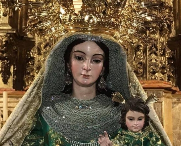 14 abril Virgen del Socorro Badolatosa