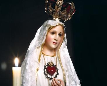 Ntra. Sra de Virgen de Fátima