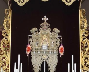 Virgen del Rocío Macarena