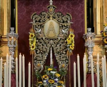 Virgen del Rocío Cerro del Águila