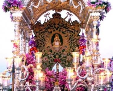 Virgen del Rocío Sevilla