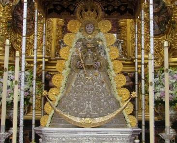Virgen del Rocío Almonte