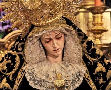 Ntra. Sra. de la Piedad - hermandad de los Servitas