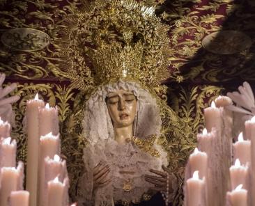 Virgen de la Encarnación- Hermandad de San Benito