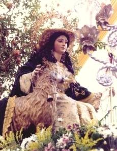Divina Pastora de Santa Ana