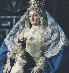Ntra. Sra. de los Reyes (Sastres)