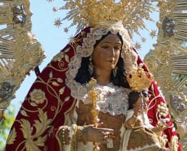 Virgen Robledo Constantina