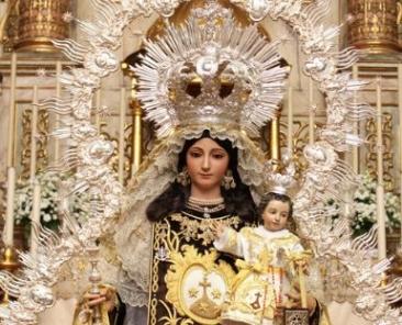 Virgen del Carmen (Del Salto Ángel)