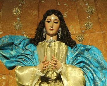Inmaculada Concepción, patrona de Castilleja de la Cuesta (Sevilla)