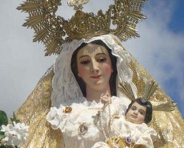 Virgen de la Esperanza. Marinaleda (Sevilla)
