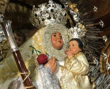 Virgen de la Cabeza- Sevilla