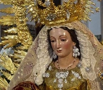 Ntra Sra del Rosario. Santa Catalina
