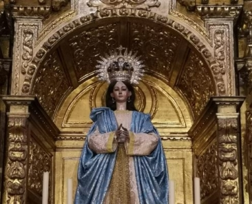 Virgen del Alma Mía