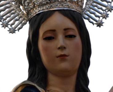 María Inmaculada, Parroquia de los Sagrados Corazones, Sevilla