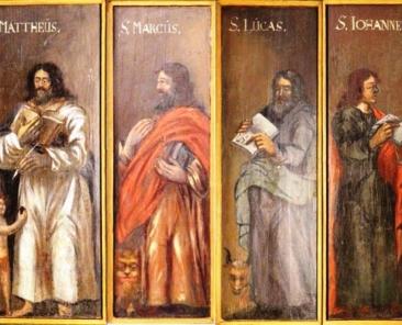 Evangelios canónicos