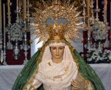 María Santísima de la Esperanza. Parroquia de Nuestra Señora del Rocío, Dos Hermanas