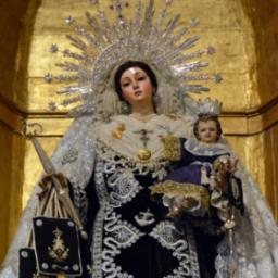 Nuestra Señora del Carmen, Parroquia de Santa Catalina, Sevilla