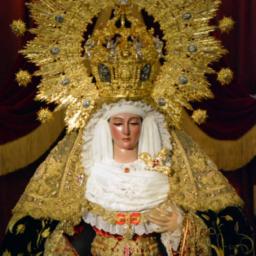 Nuestra Señora de la Soledad Coronad ... o Apóstol. Castilleja de la Cuesta