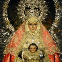 Nuestra Señora del Dulce Nombre de María. Parroquia de San Sebastián. Alcalá de Guadaíra.