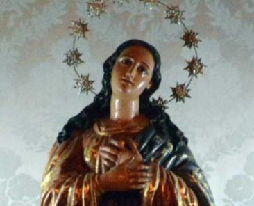 Inmaculada Concepción. Parroquia de Santa María Magdalena (Arahal)