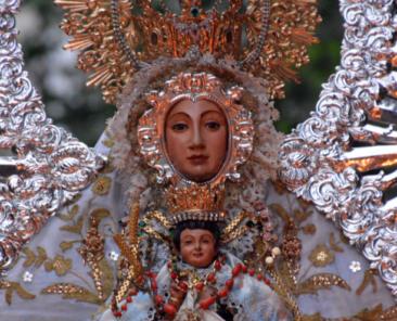 Nuestra Señora del Juncal. Parroquia de Nuestra Señora del Juncal (Sevilla)