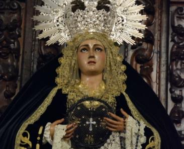 Nuestra Señora de los Dolores. Parroquia de Nuestra Señora de la Asunción. Mairena del Alcor