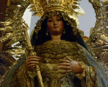 Viren del Socorro. Parroquia de Santiago el Mayor. Utrera