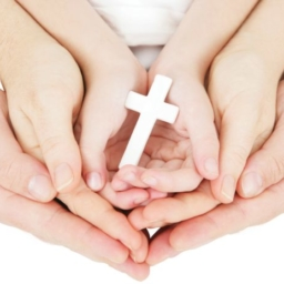rezar en familia