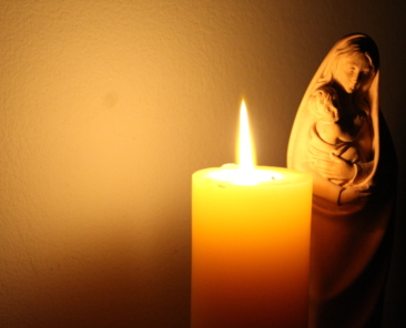 Virgen María, mes del rosario, Madre de Dios, Siempre Adelante, mayo
