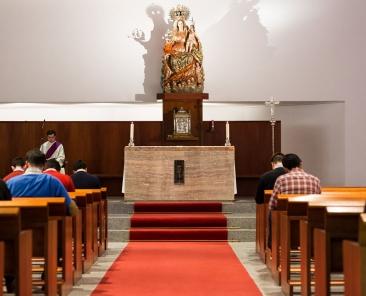 seminario capilla